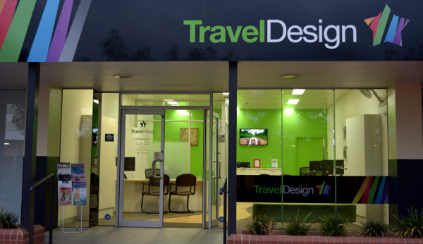 Travel Design Store Front