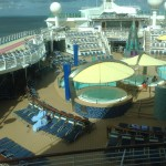All aboard – Royal Caribbean's 'Voyager of the Seas'